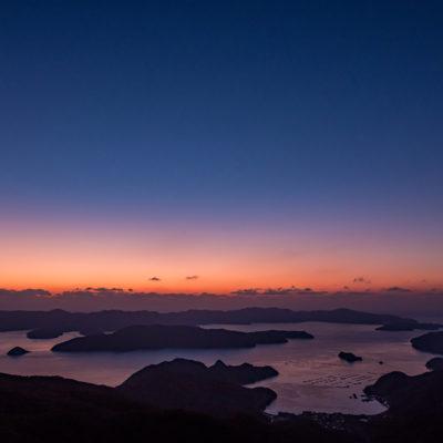 奄美大島 高知山