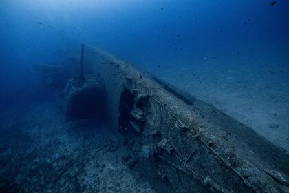 古宇利島 USSエモンズ